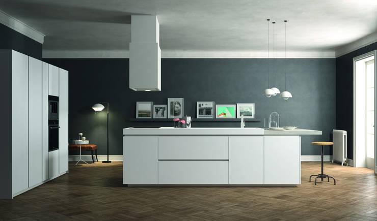 Style: Cucina in stile in stile Moderno di doimo cucine