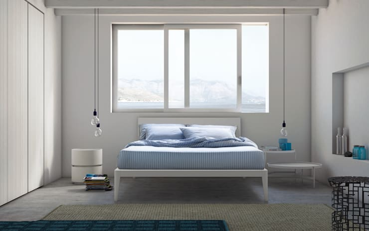 Spillo_014: Camera da letto in stile  di PIANCA