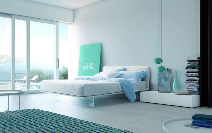 Filo: Camera da letto in stile  di PIANCA