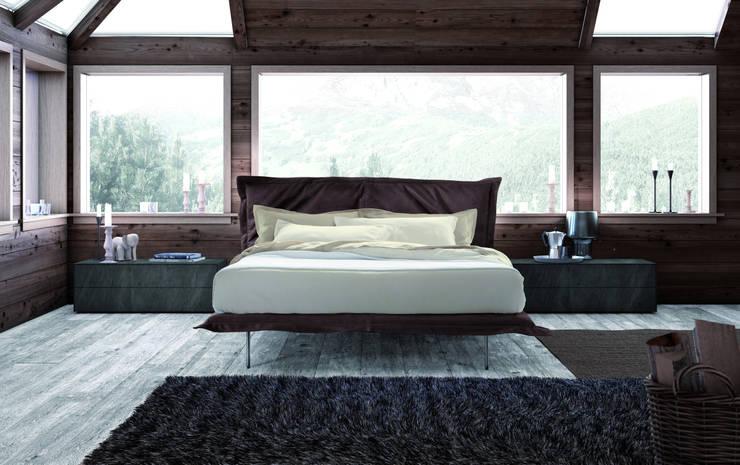 Aladino: Camera da letto in stile  di PIANCA