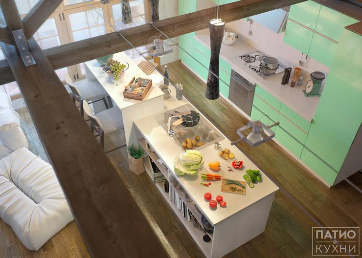kitchens: Кухни в . Автор – Дмитрий Каючкин