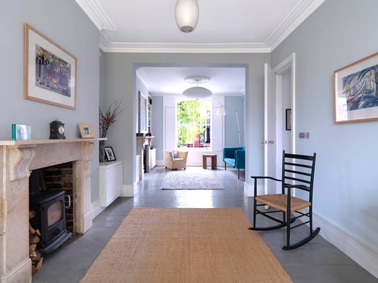 House for an Architect:  Houses by Kilburn Nightingale