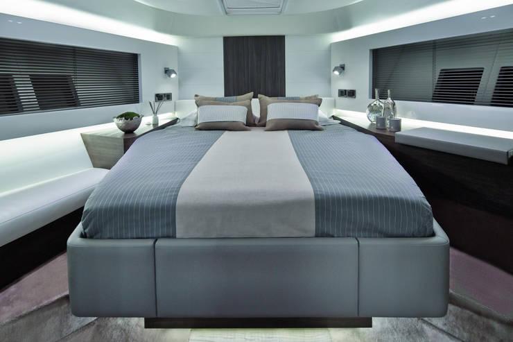 modern Yachts & jets by Kelly Hoppen