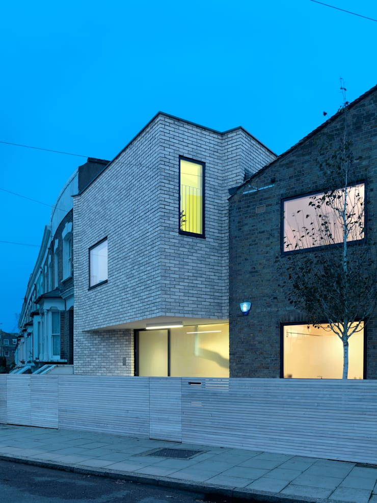Houses by Lipton Plant Architects,