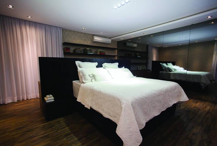 ZAAV-Casa-Interiores-1233 Quartos minimalistas por ZAAV Arquitetura Minimalista