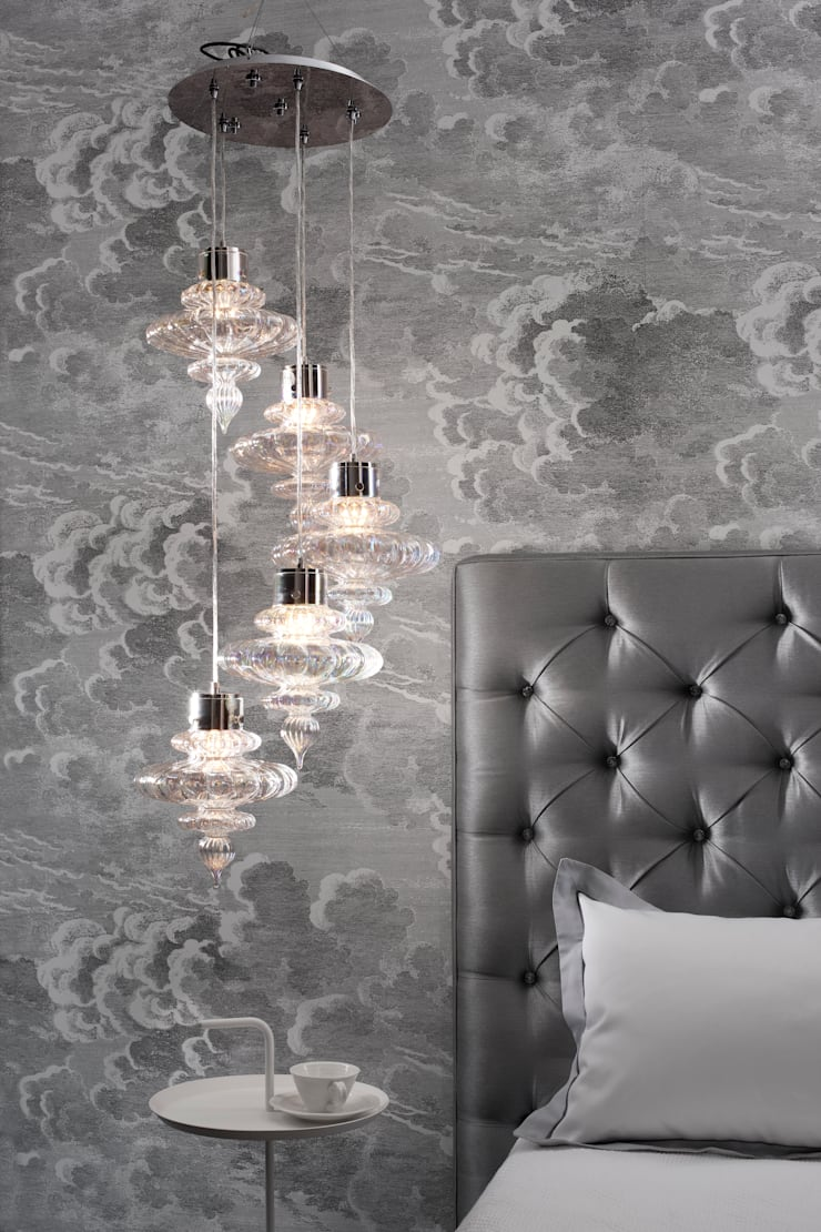 Mister Smith Interiors - Basilica Opal:  Bedroom by Mister Smith Interiors