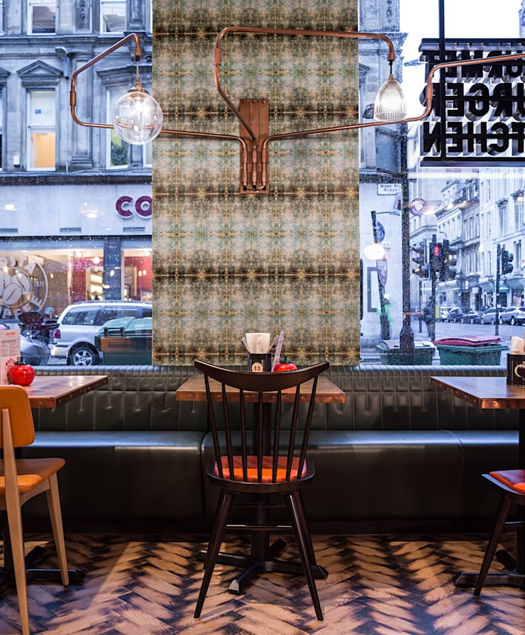 GBK Glasgow:  Commercial Spaces by moreno:masey