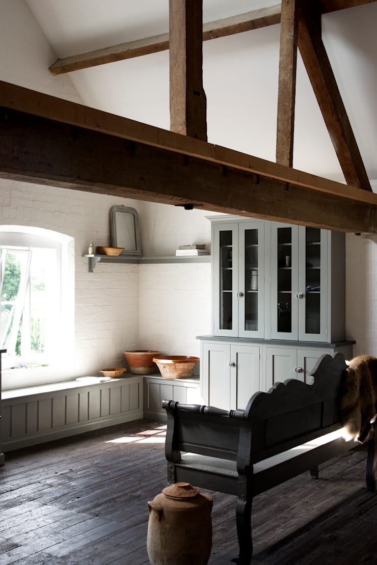 The Loft Shaker Kitchen by deVOL :  Kitchen by deVOL Kitchens