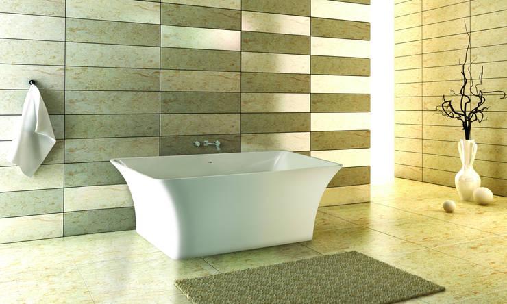 The Feng Bath:  Bathroom by BC Designs
