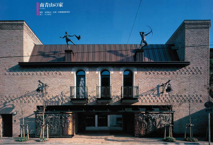 Private House - Japan : Case in stile in stile Classico di Villi Zanini - Wrought Iron Art