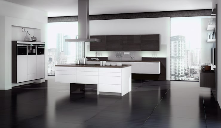 Störmer Küchen floating kitchenstörmer küchen | homify