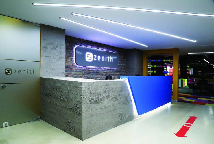 NM Mimarlık Danışmanlık İnşaat Turizm San. ve Dış Tic. Ltd. Şti. – ZENITH BARTER OFFICE:  tarz Ofis Alanları