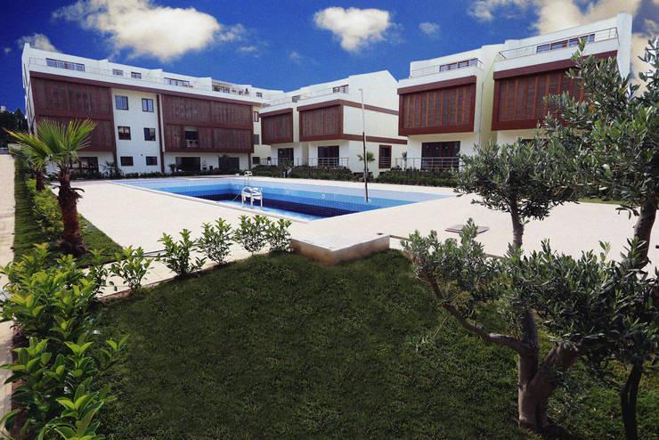 asis mimarlık peyzaj inşaat a.ş. – Asis Mimarlik:  tarz Havuz