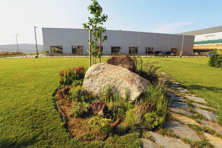 asis mimarlık peyzaj inşaat a.ş.が手掛けた庭
