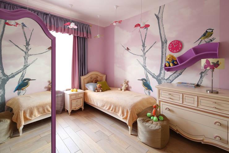 детская комната для девочки: Детские комнаты в . Автор – VNUTRI