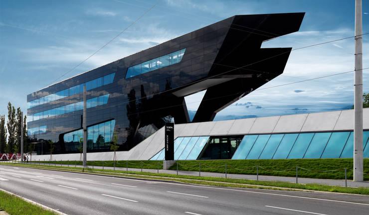 MP09:  Bürogebäude von GSarchitects ZT-GmbH