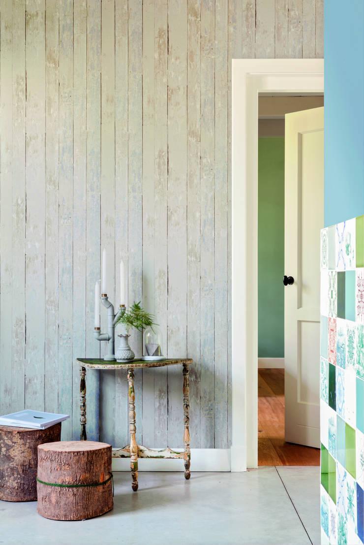 More than Elements:  Walls & flooring by Tektura Wallcoverings