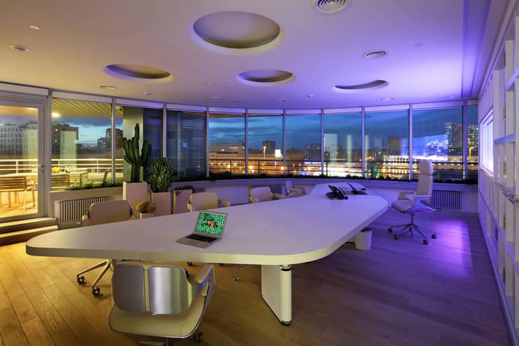 Коралловый сад: Офисные помещения в . Автор – FABER GROUP