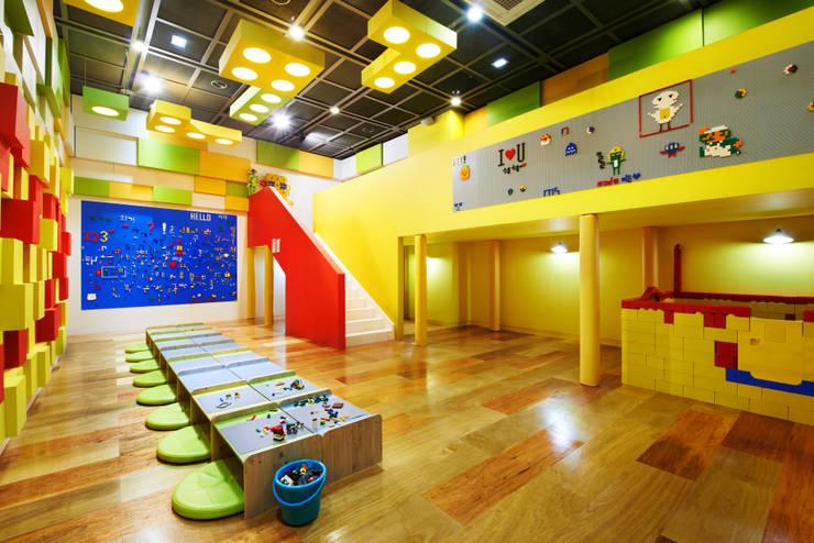 [DesigN m4]_어린이 체험공간_AVION 체험 놀이터: Design m4의