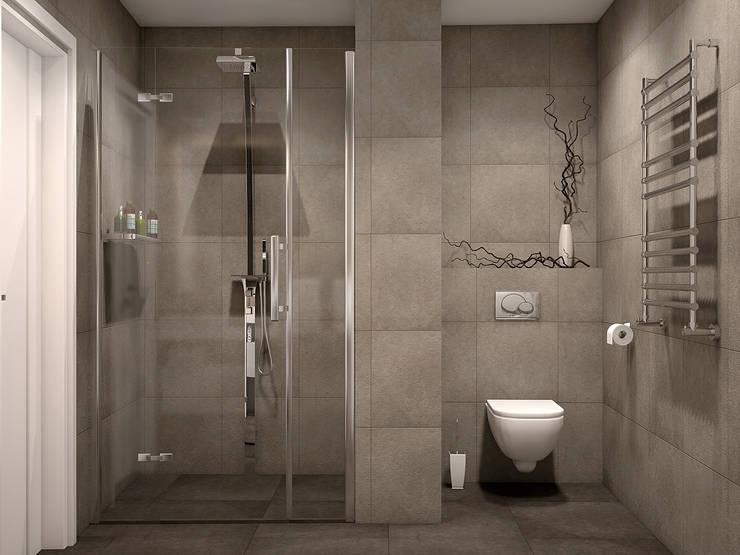 Bathroom by Tatiana Zaitseva Design Studio