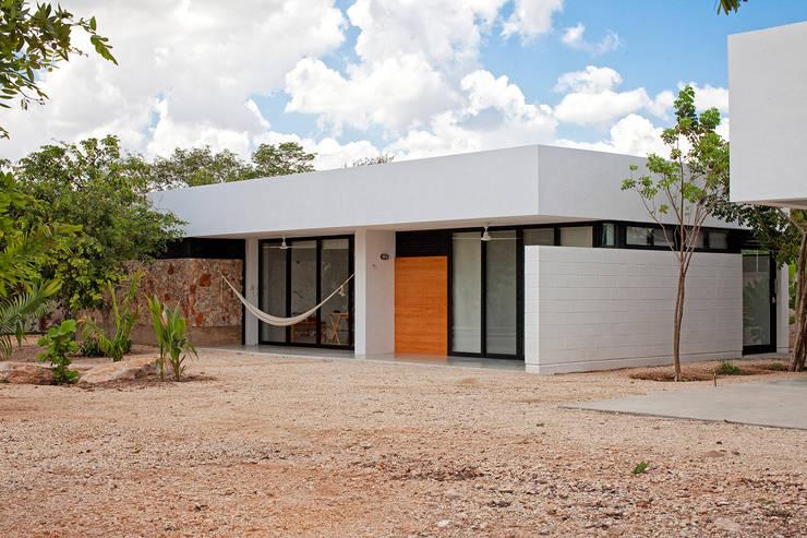 CASA GERSHENSON Dormitorios modernos de Gonzalez Amaro Moderno