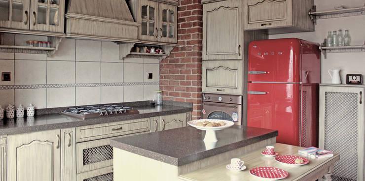 Küche von Bilgece Tasarım
