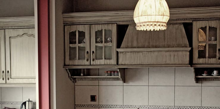 مطبخ تنفيذ Bilgece Tasarım