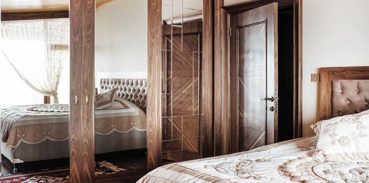 Bilgece Tasarım – Gül & Emin Timur:  tarz Yatak Odası