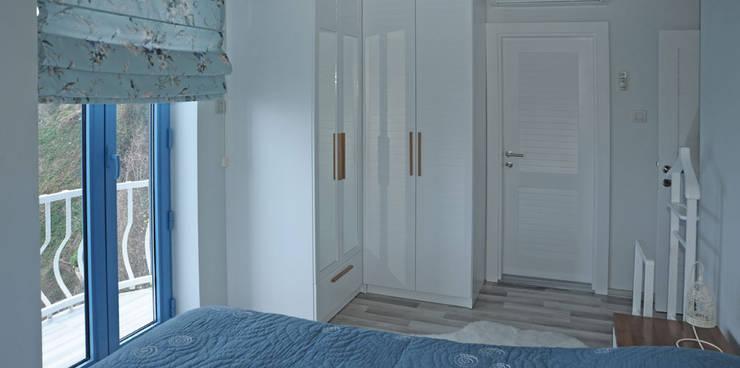 Bilgece Tasarım – Filiz Ozcan Yaz: modern tarz Yatak Odası
