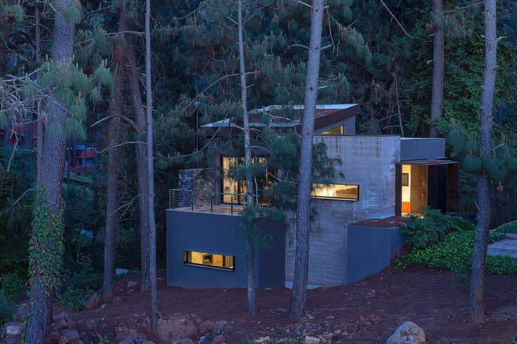 Casas  por Vieyra Arquitectos, Moderno