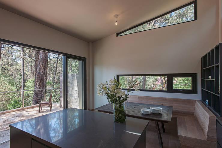 Terraços  por Vieyra Arquitectos, Moderno