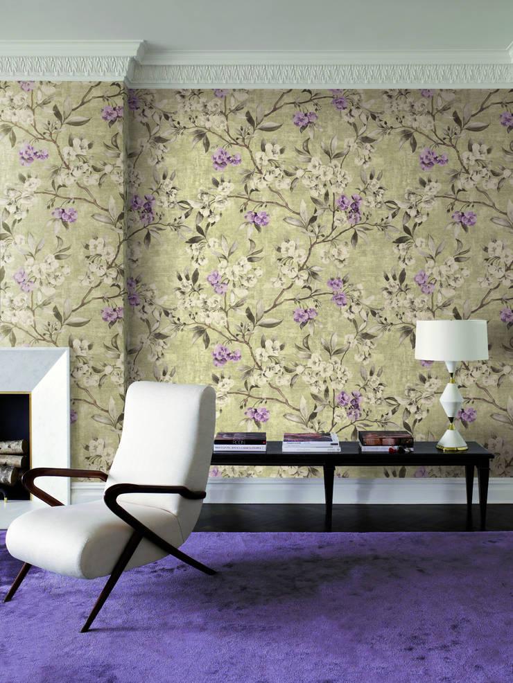 HannaHome Dekorasyon  –  Duvar kağıdında tatlı hayat: Dolce Vita!:  tarz Duvar & Zemin