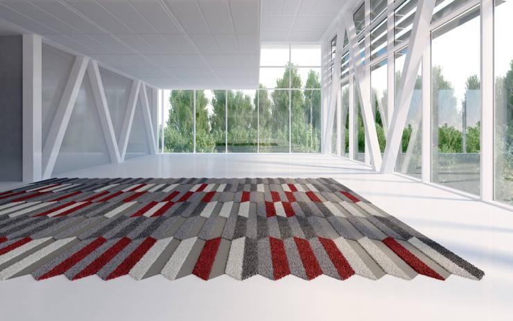 Paredes y pisos de estilo  por Vorwerk flooring