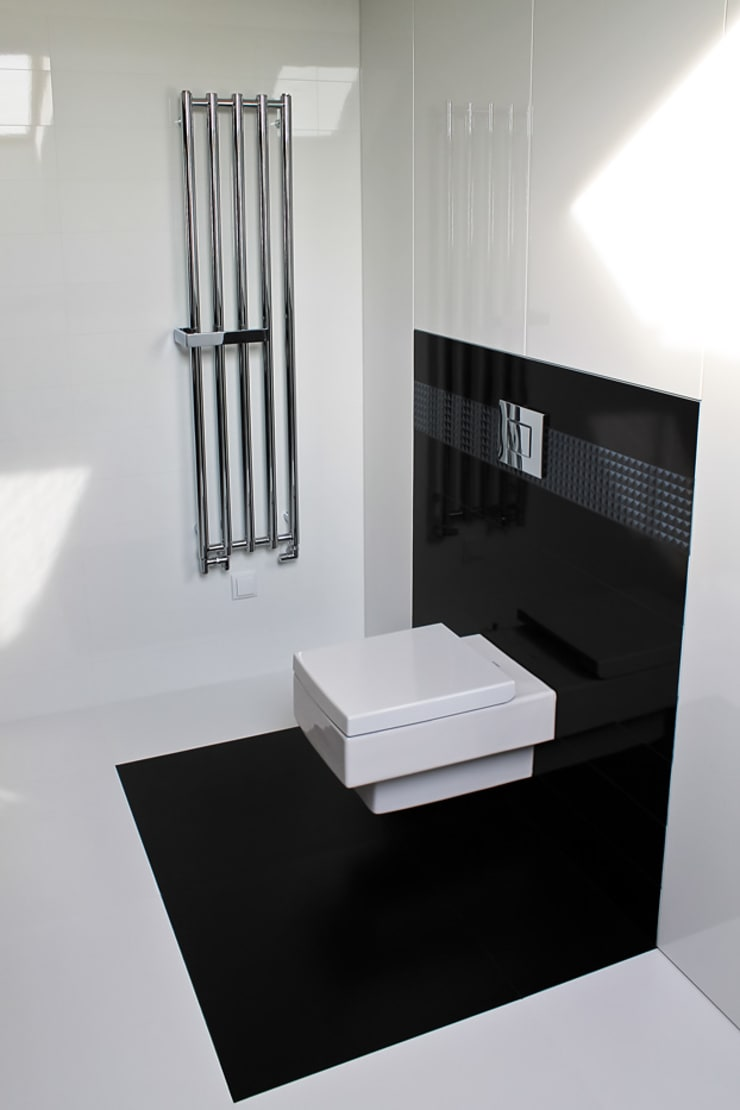 Łazienka: styl , w kategorii Łazienka zaprojektowany przez t,