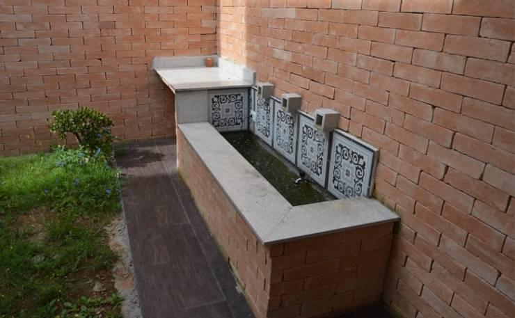 Fonte: Terraços  por Vitor Dias Arquitetura,