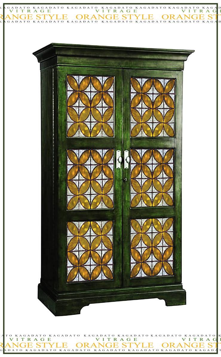 Мебель. Витраж - ORANGE STYLE: Гостиная в . Автор – KAGADATO