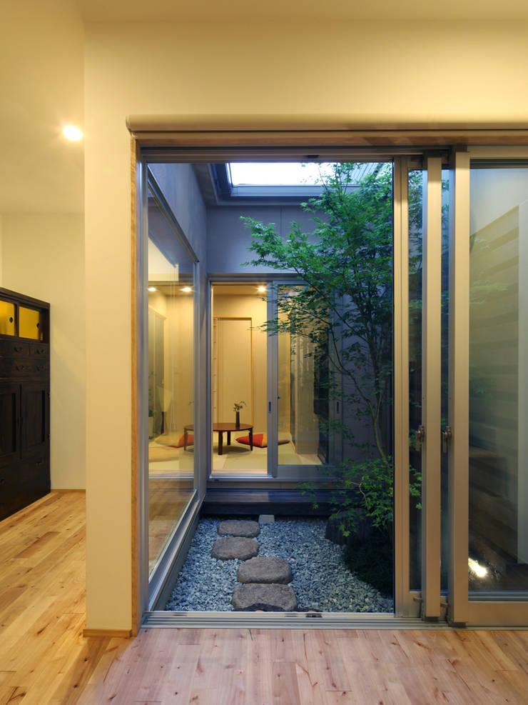 中庭 アフター の atelier m