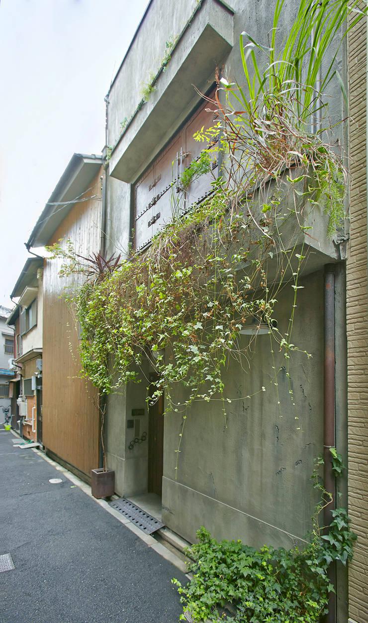 東平の家: 伊藤瞬建築設計事務所が手掛けた家です。,オリジナル