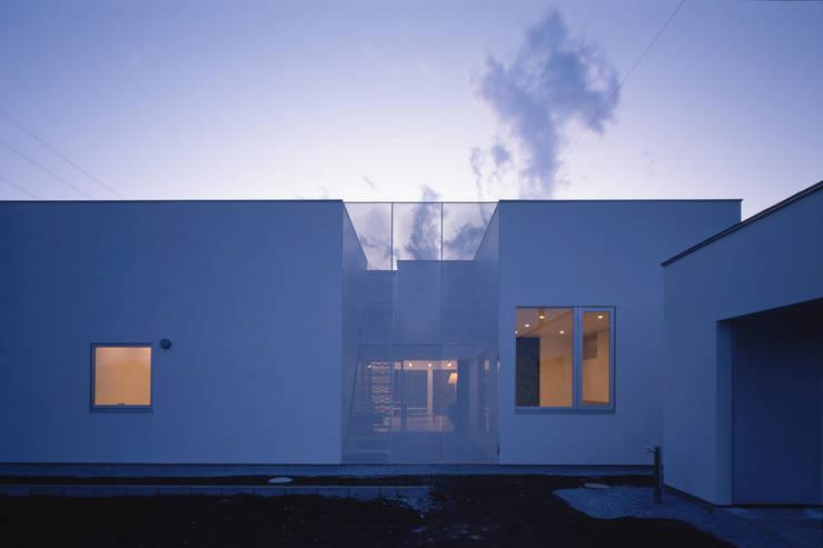 モンタージュ: Smart Running一級建築士事務所が手掛けた家です。