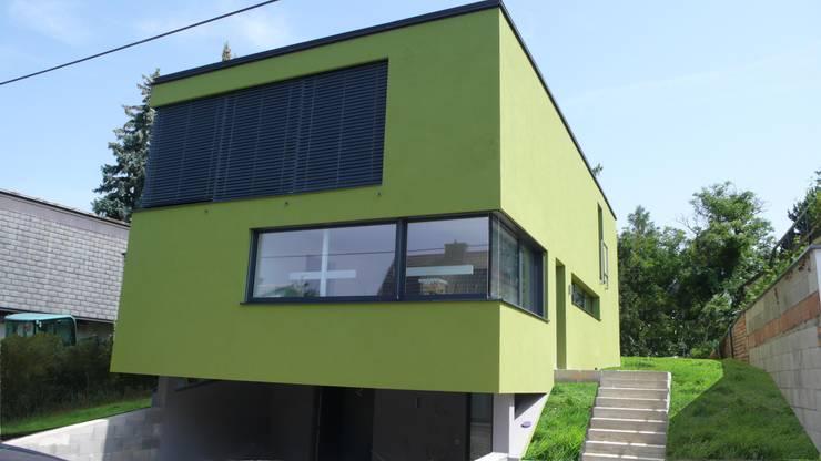 Casas de estilo  por spiluttini architecture