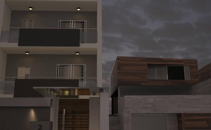 Minimalist house by diparmaespositoarchitetti Minimalist