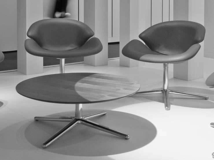 Livings de estilo moderno por David Fox Design Ltd