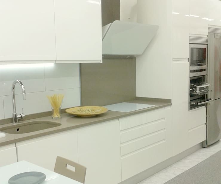 Kitchen by cocina integral CH
