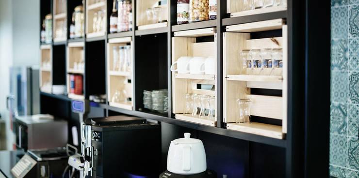 Bilgece Tasarım – Balkaya Fırın & Cafe:  tarz Yeme & İçme