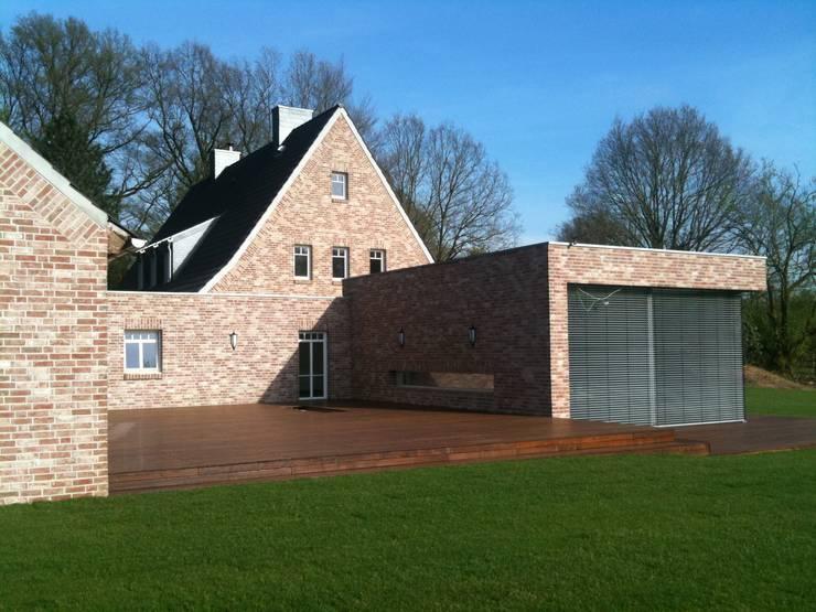 Revitalisierung Haus K. Viersen:  Häuser von kg5 architekten