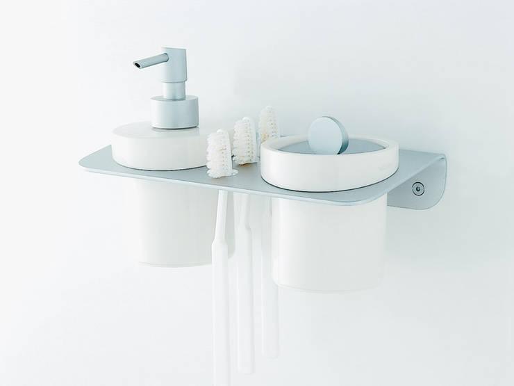 Ванная комната в . Автор – Alum Design Works