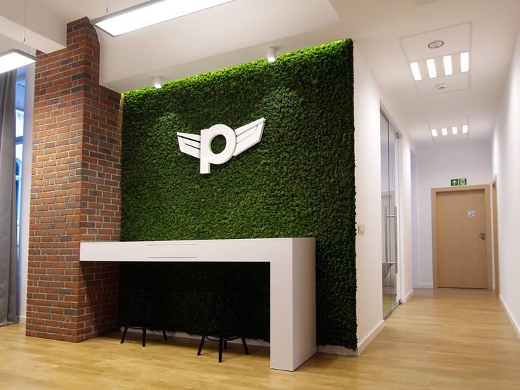 BIura Pilot: styl , w kategorii Pokój multimedialny zaprojektowany przez Zolnik Pracownia,