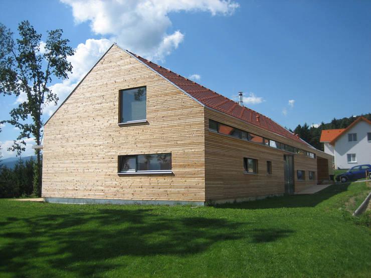 Casas campestres por Arch. DI Peter Polding ZT