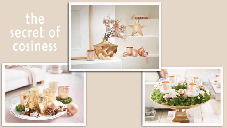 Welkom in een wereld van mogelijkheden:  Eetkamer door Groothandel in decoratie en lifestyle artikelen