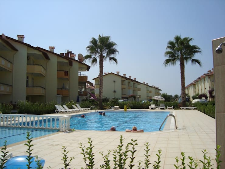 Alanya Sunlife Real Estate & Constructions – Alanya Sun Life:  tarz Evler, Akdeniz